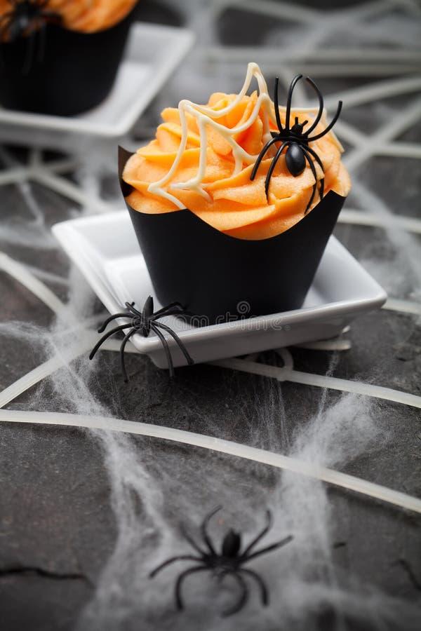 Пирожное паука стоковое изображение