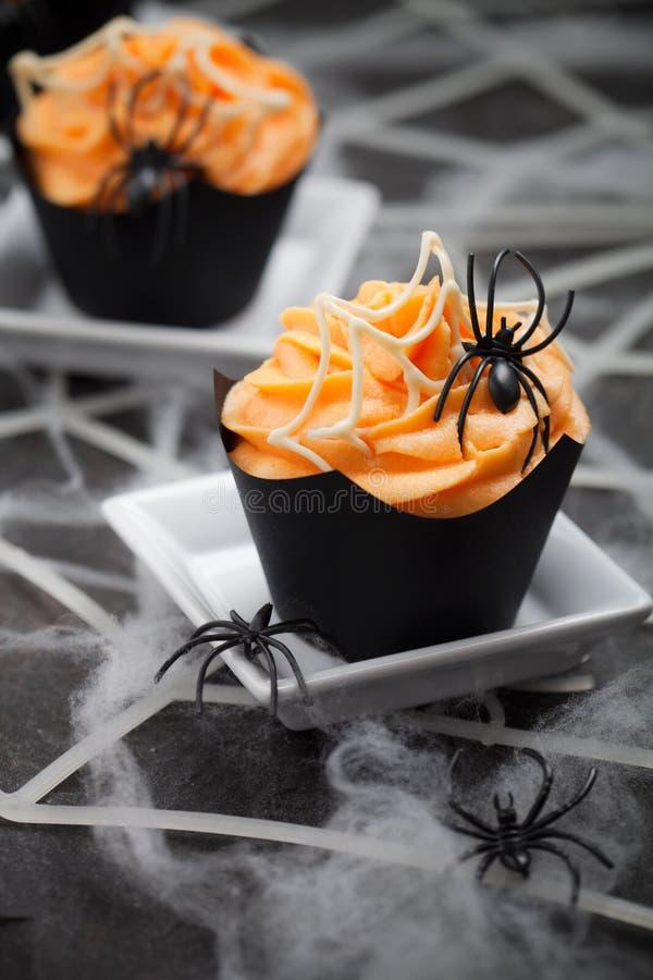 Пирожное паука стоковое фото