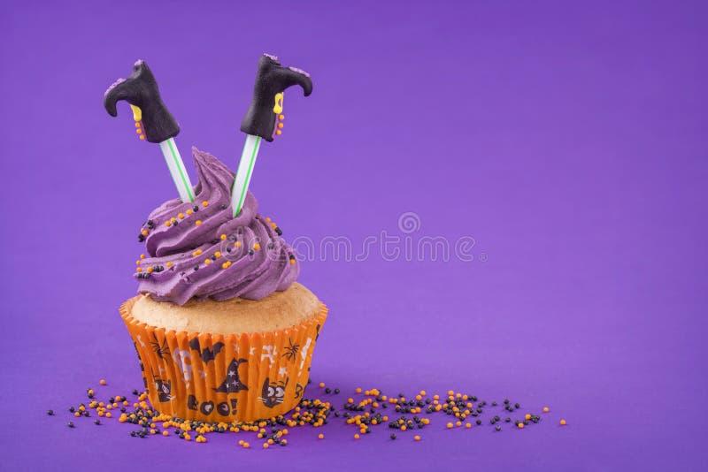 Пирожное хеллоуина стоковые фото