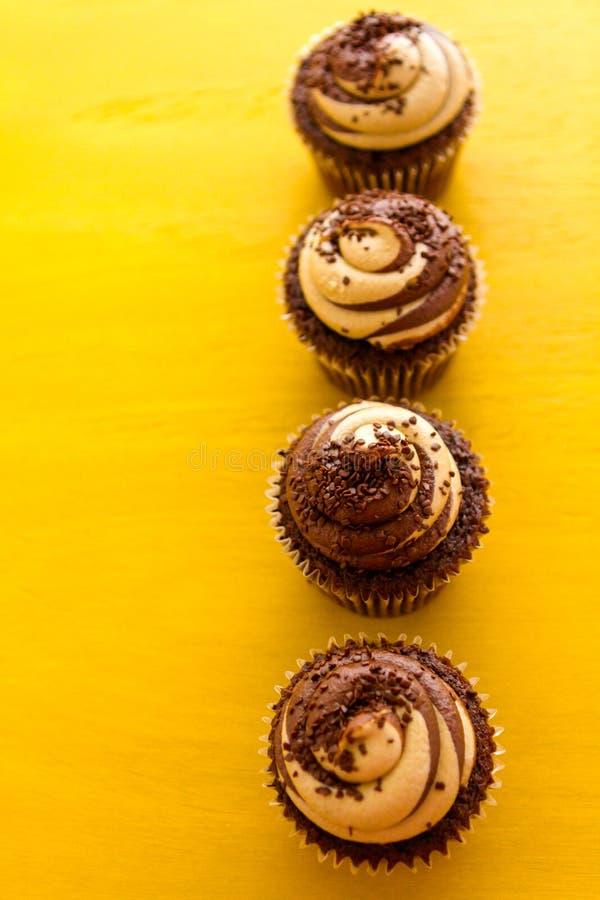 Пирожное шоколада стоковое фото rf