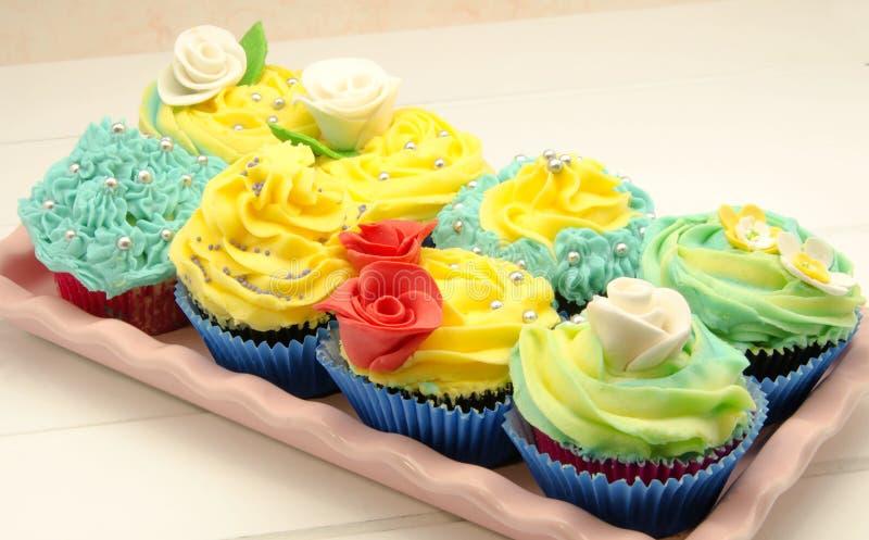 Пирожные стоковые фотографии rf