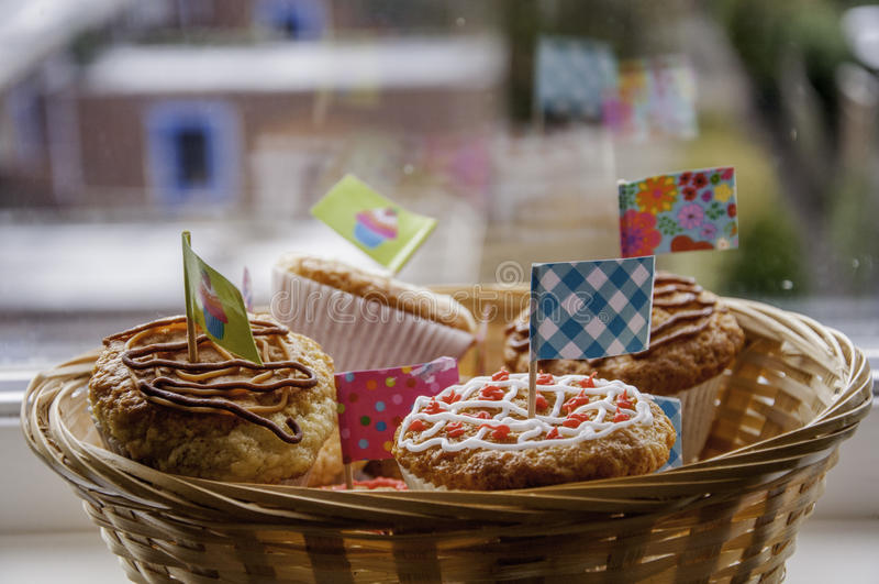 пирожня стоковые изображения rf