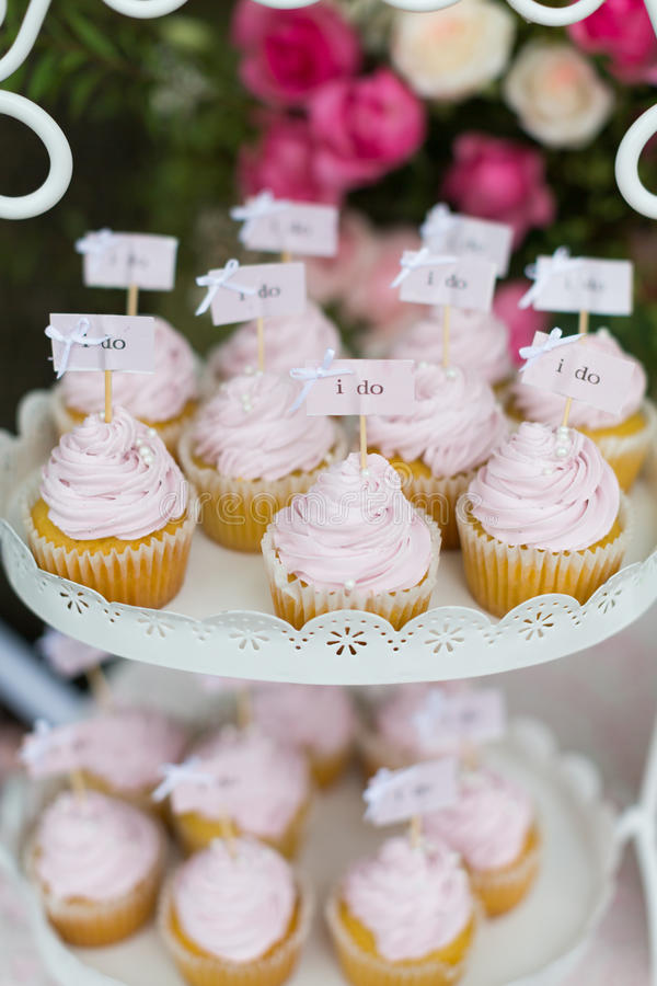 пирожня wedding стоковые фото