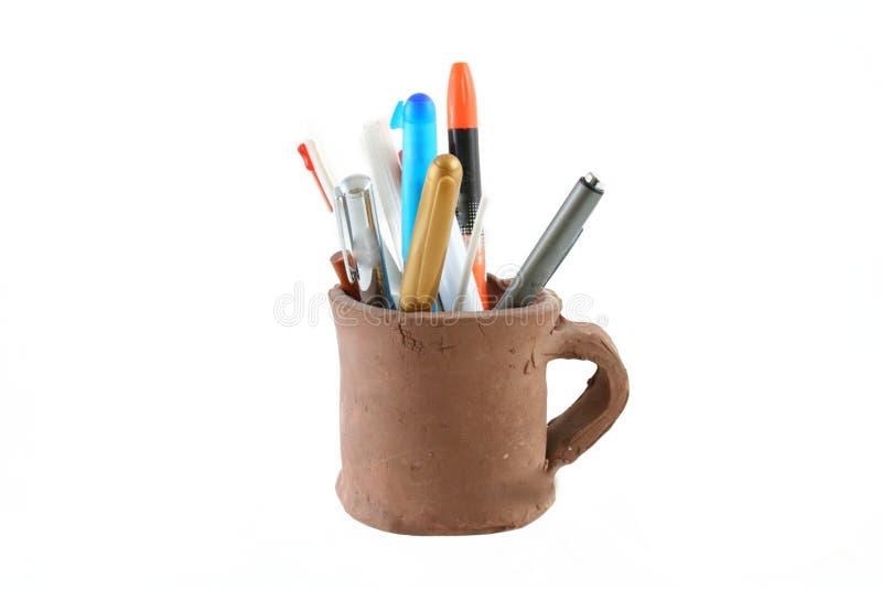 писание инструментов стоковое изображение rf