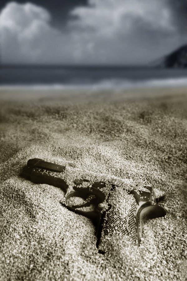 пистолет стоковые фотографии rf