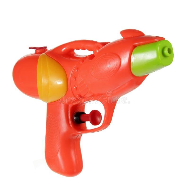 Пистолет воды стоковые изображения rf