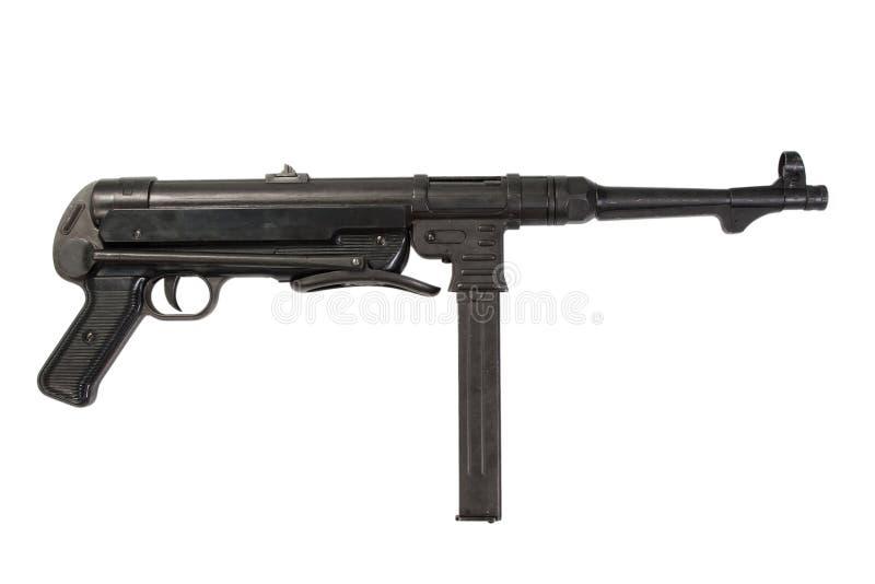 Пистолет-пулемет MP40 стоковое изображение rf