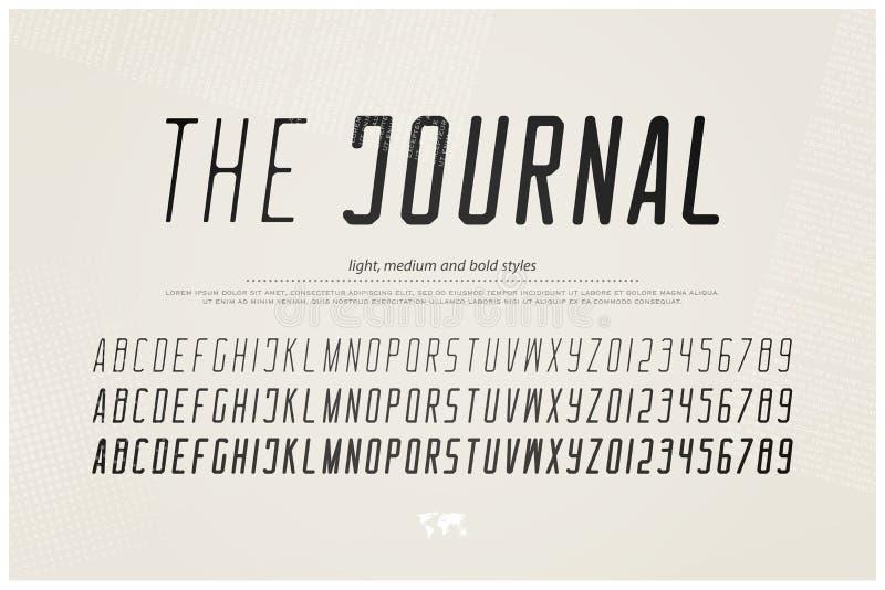 Письма и номера алфавита курсивом тип дизайн шрифта стоковая фотография rf