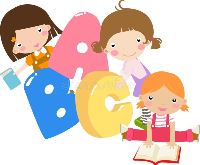 письма малышей бесплатная иллюстрация