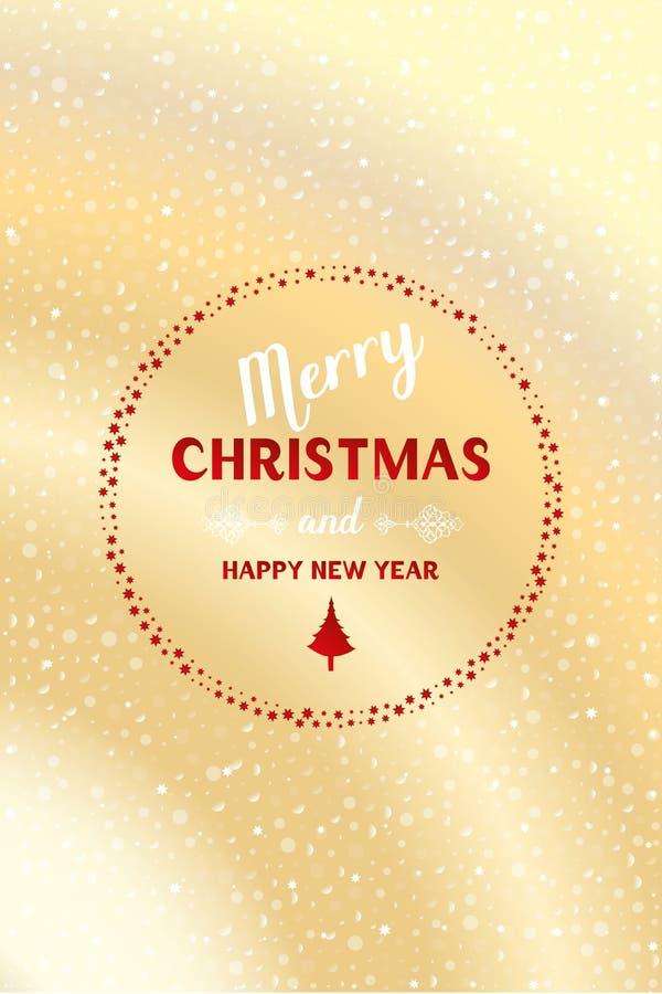 Письма нарисованные рукой для с Рождеством Христовым и графического дизайна бесплатная иллюстрация