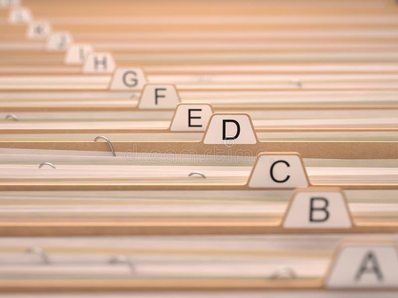 Письма стоковое изображение rf