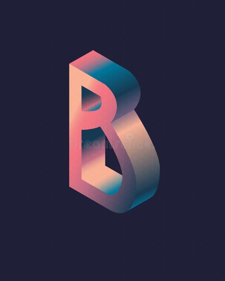 Письмо BS логотипа вензеля отрезанные черные бесплатная иллюстрация