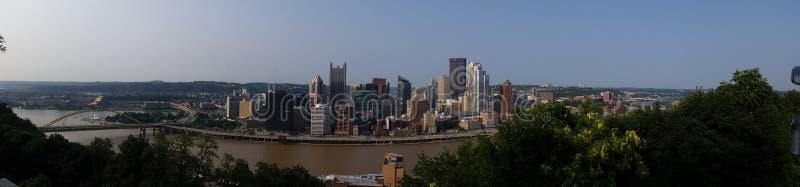 Питтсбург Пенсильвания стоковые изображения rf