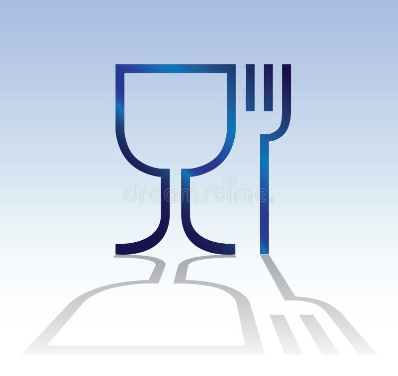 питье ест символ бесплатная иллюстрация
