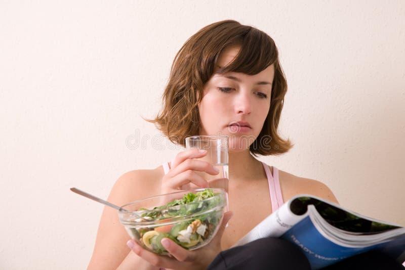 питье имея стоковое изображение rf