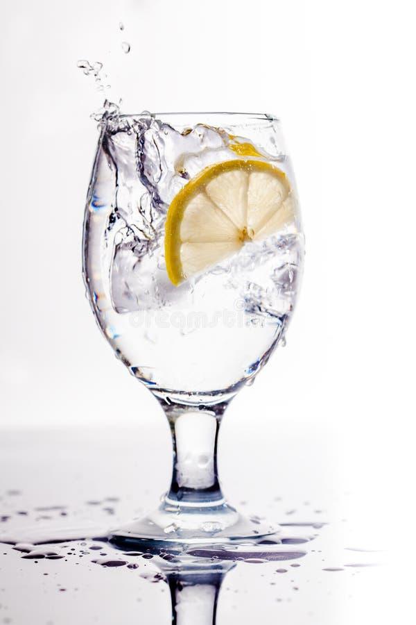 Питье с льдом стоковое фото rf