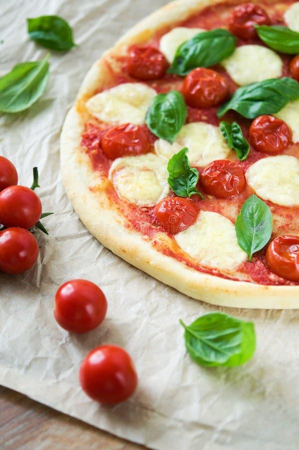 Пицца Маргарита стоковая фотография