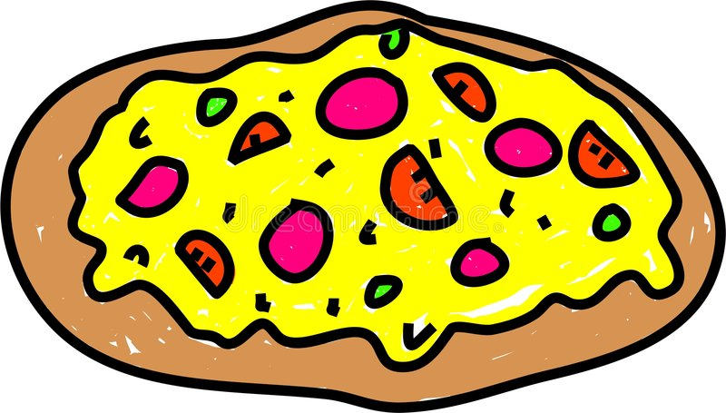 пицца бесплатная иллюстрация