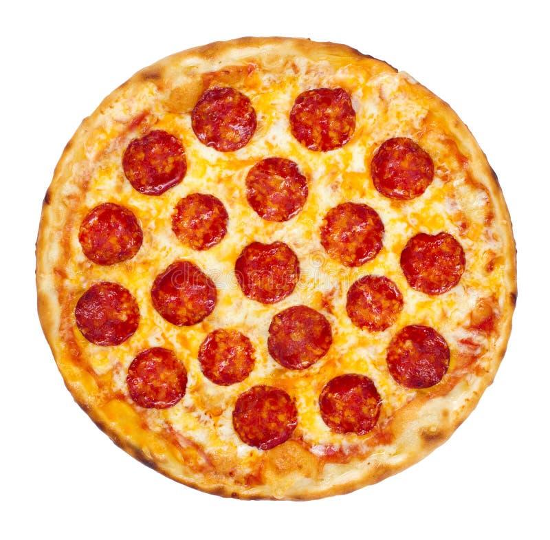 Пицца Pepperoni стоковые изображения