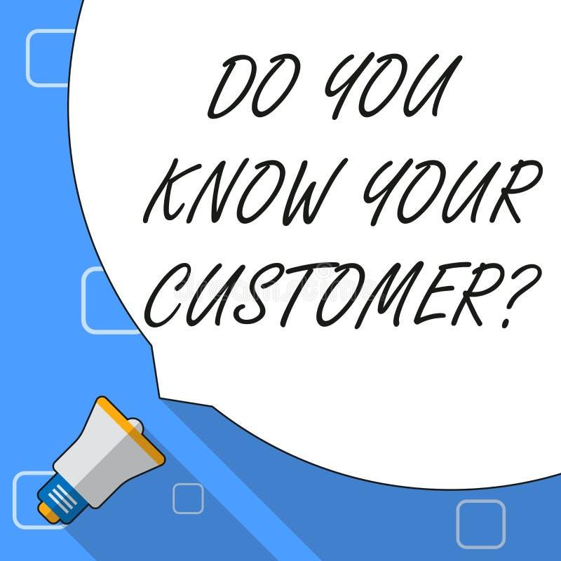 Пишущ показ примечания вы знаете ваш вопрос о клиента Обслуживание фото дела showcasing определить клиентов с иллюстрация вектора