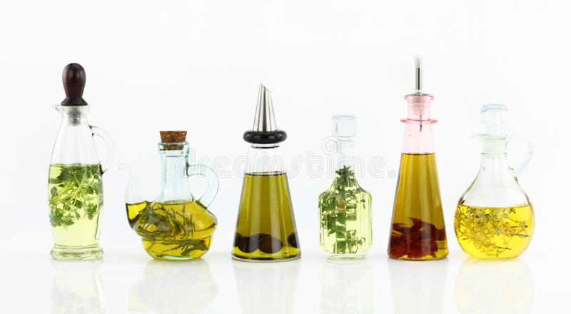 пищевое масло стоковая фотография