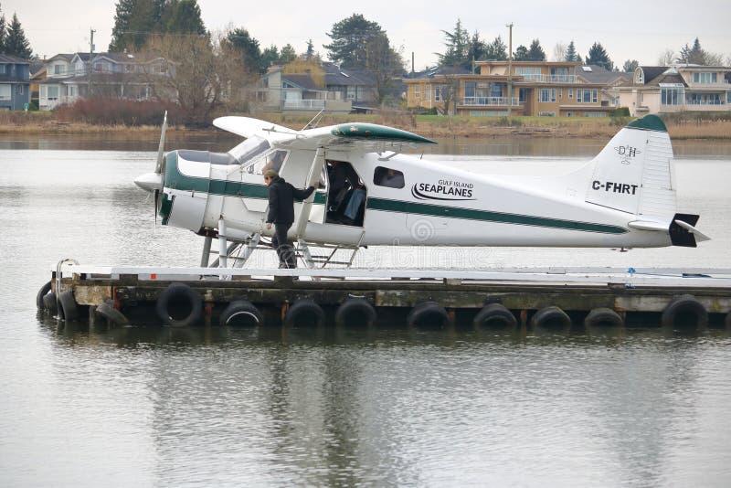 Пилотный подготавливать для полета стоковые изображения rf