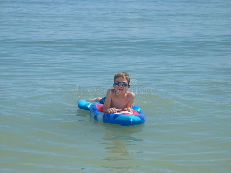 плавать Стоковые Изображения RF