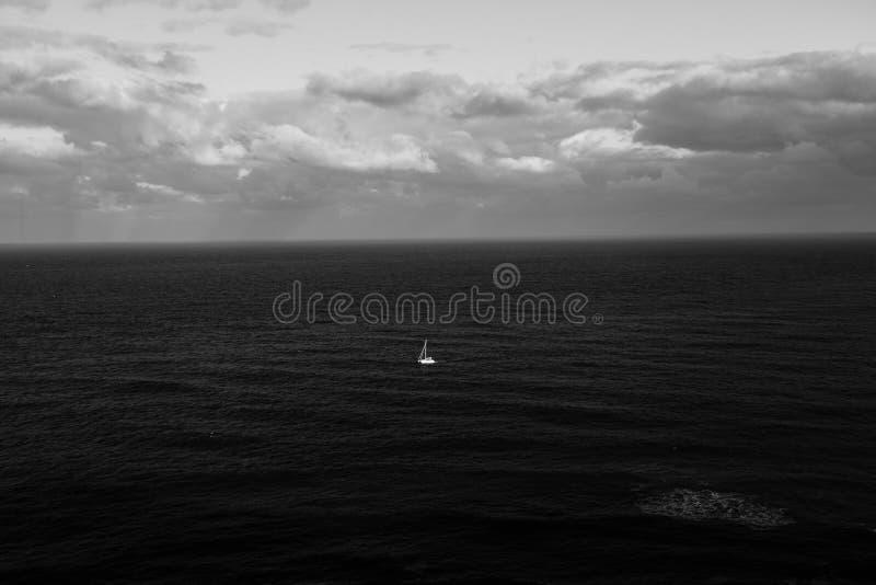 Плавать solo стоковое фото