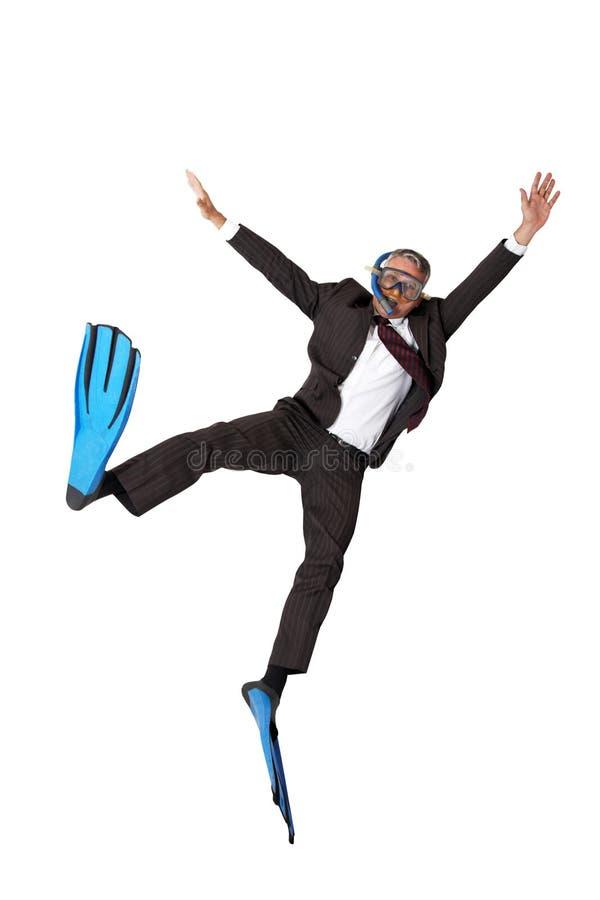 - Плавающ, падающ или скачущ? стоковые изображения rf