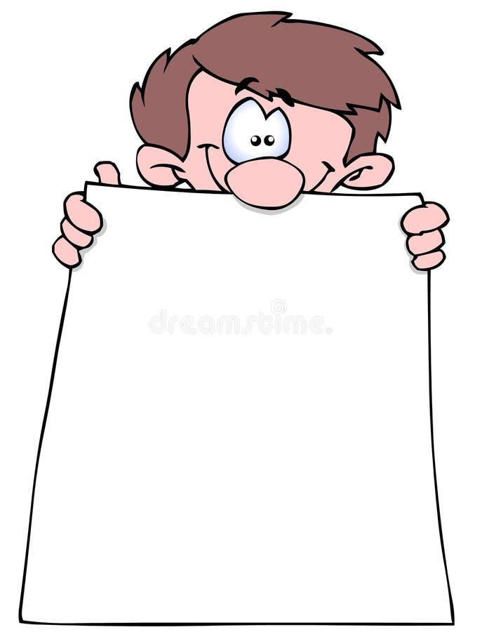 плакат ванты иллюстрация штока