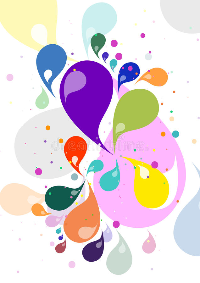 плакат празднества конструкции иллюстрация вектора