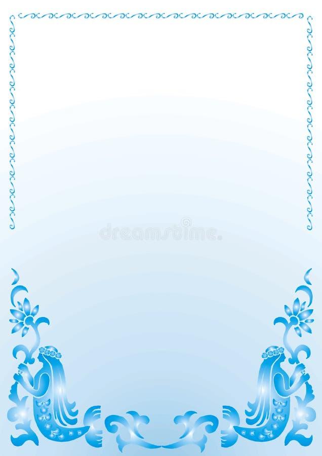 плакат предпосылки иллюстрация штока