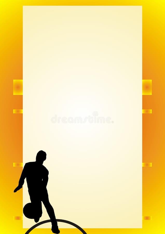 плакат предпосылки иллюстрация вектора