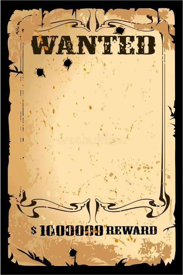 плакат ретро