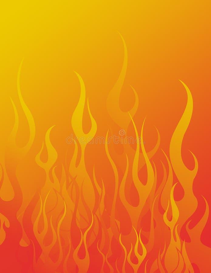 пламена предпосылки