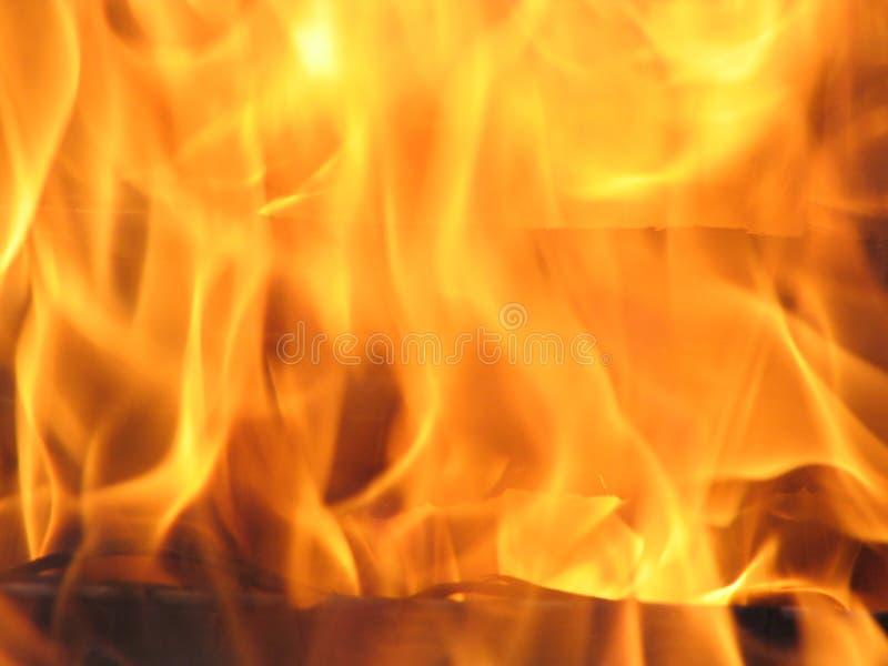 пламена стоковое фото rf