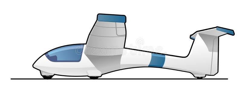 Планер иллюстрация штока