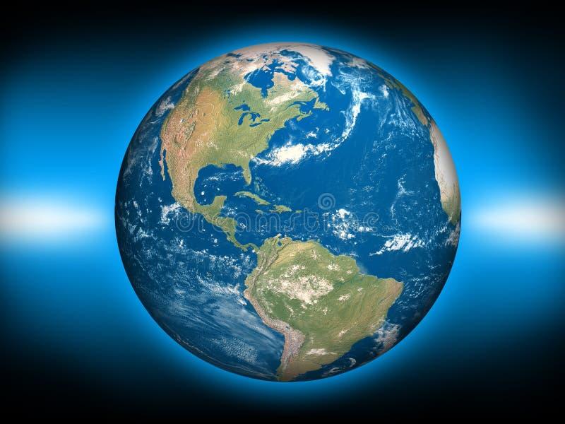 планета земли бесплатная иллюстрация