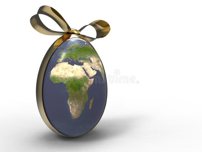 планета пасхи бесплатная иллюстрация