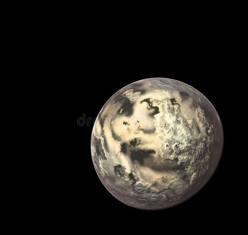 планета фантазии бесплатная иллюстрация