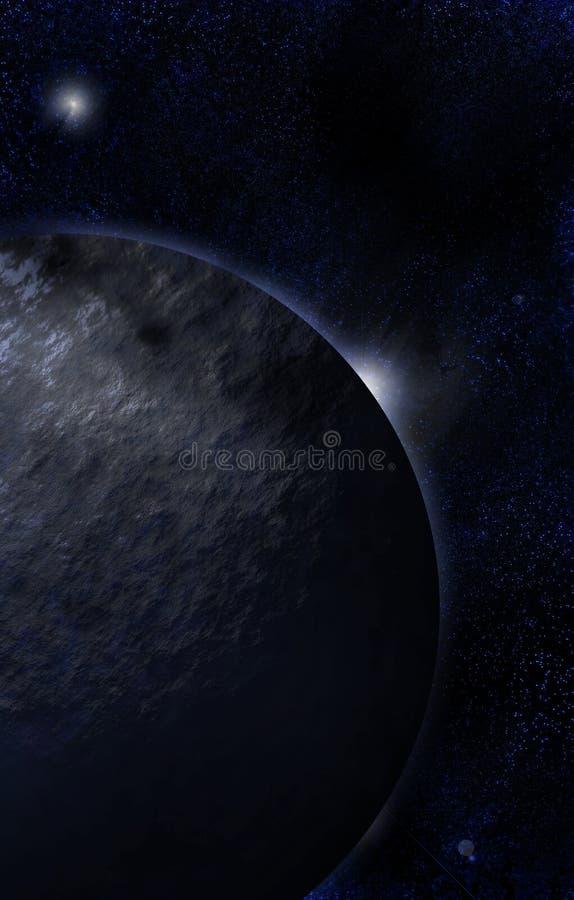 планета иллюстрация штока