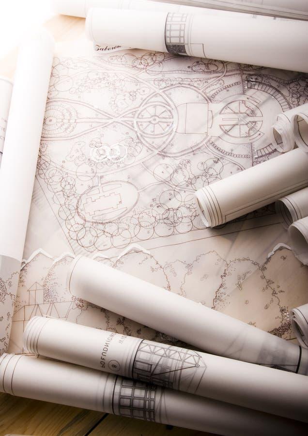 планы стоковые изображения