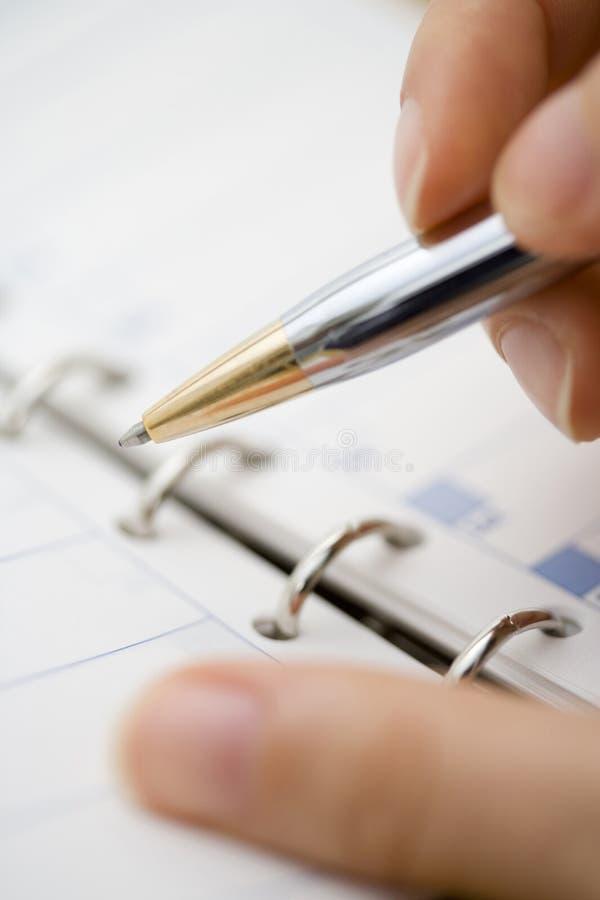 план-график стоковое изображение