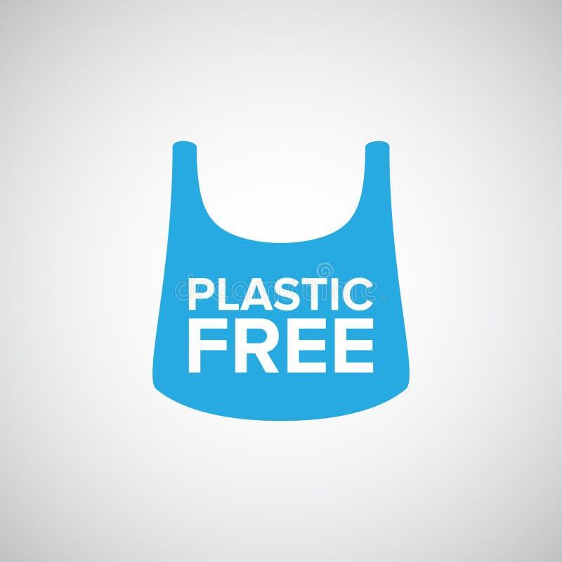Пластиковая свободная сумка стоковые изображения
