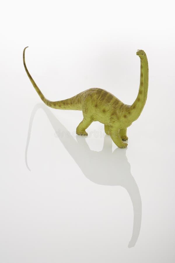 пластмасса динозавра стоковые фотографии rf
