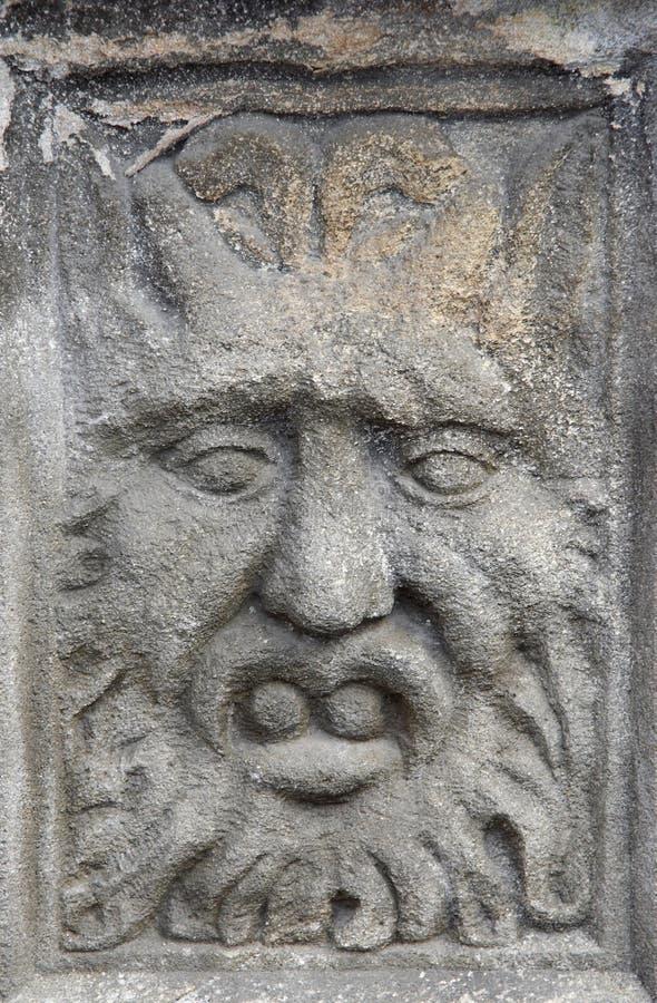 пластмасса стороны искусства средневековая стоковые фото