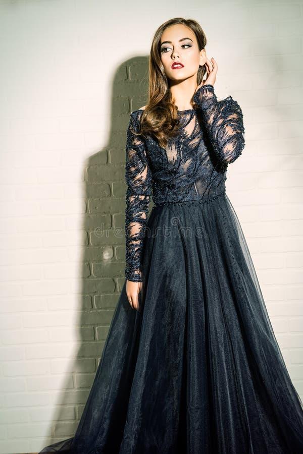 Платье вечера на хеллоуин стоковые изображения