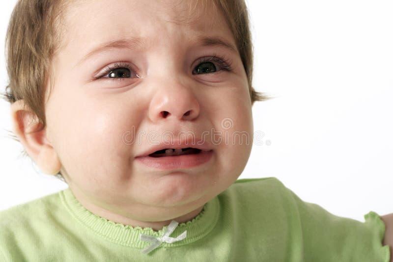 плача разрывы стоковое изображение rf
