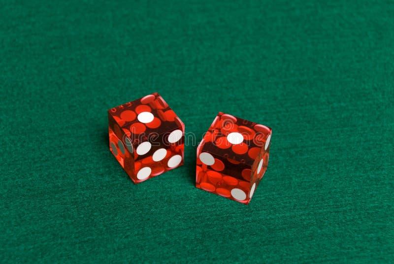 плашки казино стоковое фото rf
