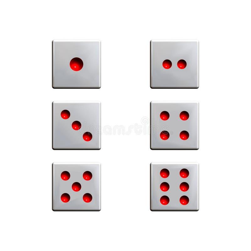 плашки иллюстрация вектора